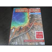 Geografias Do Mundo 6º Ano - Fundamentos Livro Do Professor