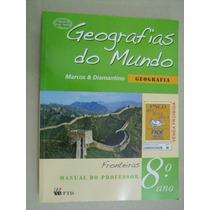 Geografia Do Mundo Fronteiras 8º Ano Marcos E Diamantino G1