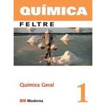 Química Vol 1,2,3 - Ricardo Feltre - Envio Imediato!