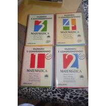 Matemática Fazendo E Compreendendo 4 Vols (2º Ao 5º Anos)