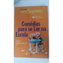 Livro Comédias Para Se Ler Na Escola -autor Luis F Verissimo
