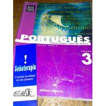 Português 3 - Ernani Terra - Novos Tempos