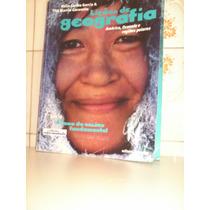 Livro Geografia 8° Ano 7ª Série Editora Scipione