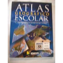 * Livro - Atlas Geográfico Escolar - 2008