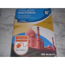Livro História 9 Projeto Araribá- Manual Do Professor