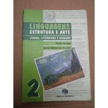 Linguagens Estrutura E Arte - Língua, Literatura E Redação