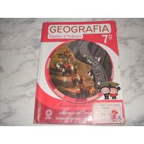 Geografia Espaço E Vivência 7º Ano- Levon Boligian 3ª Edição