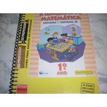 A Conquista Da Matemática-1ºano- Livro Do Professor