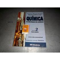 Química Na Abordagem Do Cotidiano Fisico Quimica Volume 2