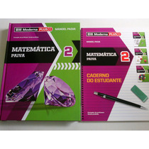 Matemática Paiva 2 Kit Do Professor 2015 Novo Moderna Plus