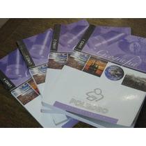 Livros Coleçáo Poliedro Geografia 2011