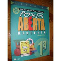 Livro Porta Aberta - História 1ª Série Mirna Lima