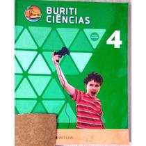 Livro Buriti Ciências 4ºano (não Companha Cd)