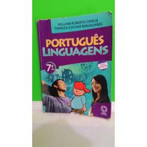 Português Linguagens 7º Ano - William Cereja - Frete Grátis