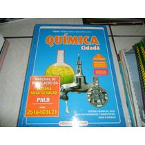 Livro Química Cidadã - Pequis Vol. 2 - Manual Do Professor !