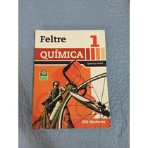 Livro Química Volume 1 (química Geral - Feltre)