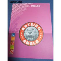Livro Roteiro Anglo Inglês Ensino Médio *
