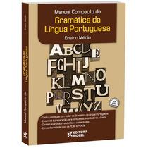 Manual Compacto De Gramática Da Língua Portuguesa Ensino Mé.