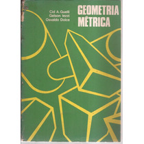 Livro Geometria Métrica Cid A.guelli Gelson Iezzi Osvaldo