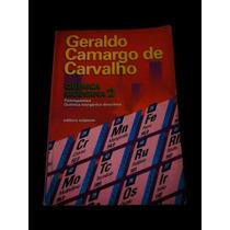 Livro Química Moderna 2 Geraldo Camargo De Carvalho