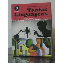 Tantas Linguagens Vol. 3 Maria Inês Campos Livro Professor