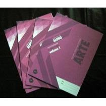 Arte - Caderno Do Aluno - 9.o Ano - 4 Volumes