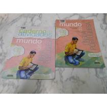 Livro: Mundo Da Lingua Portuguesa 9º + Caderno De Atividades