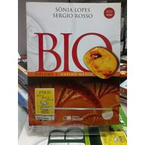 Bio Vol 2 - Sonia Lopes - Ensino Médio - Z Norte- S P
