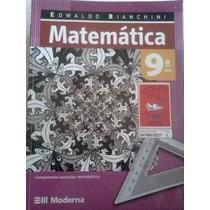 Matematica 9º Ano Editora Moderna