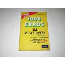 1000 Erros De Português Da Atualidade - Sacconi L.a. - 1990