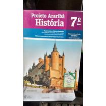 Livro Projeto Araribá História 7o Ano Aluno