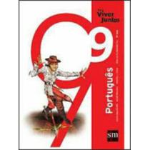 Livro Português Para Viver Juntos - 9º Ano - 8ª Série