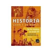 Livro - História Geral Do Brasil.