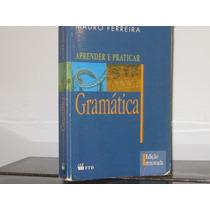 Aprender E Praticar Gramática Mauro Ferreira