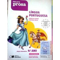 Lingua Portuguesa Projeto Prosa 4º Ano