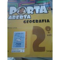 Livro Nova Edição Porta Aberta Geografia 2ºano, Mirna Lima,