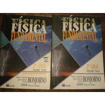 Livro Física Fundamental Volume Único (1993) Com Respostas