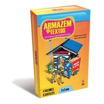 Armazém De Textos Leitura E Interpretação - 6 A 8 Anos