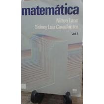Matemática Volume 1 Nilton Lapa, Sidney Livro Do Professor