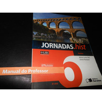 Livro: Jornadas.hist 6 Ano Saraiva (para Professor) Panazzo