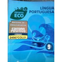Lingua Portuguesa Projeto Eco 9º Ano