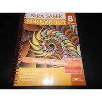 Para Saber Matemática 9º Luiz Cavalcante (para O Professor)