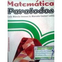 Matematica Paratodos 5ª Serie 6º Ano