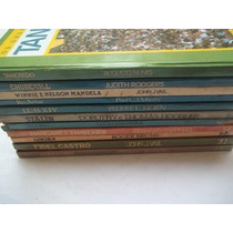 Colação Grandes Lideres - 11 Volumes - Historia Mundo
