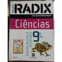 Livro: Ciências 9°ano - Projeto Radix.
