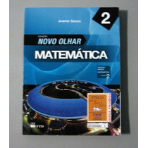 Novo Olhar - Matemática - 2 - Joamir Souza