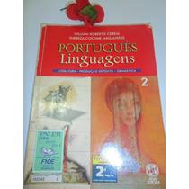 Livro Português Linguagens,william Roberto Cereja