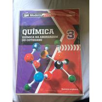 Kit Química Na Abordagem Do Cotidiano 3 - Tito Canto