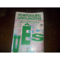 Livro Português: Linguagens 3 William Roberto Cereja 1994