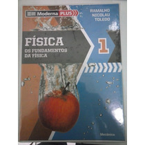 Livro - Física - Moderna Plus - Vol. 1 - Ramalho Nic. Toledo